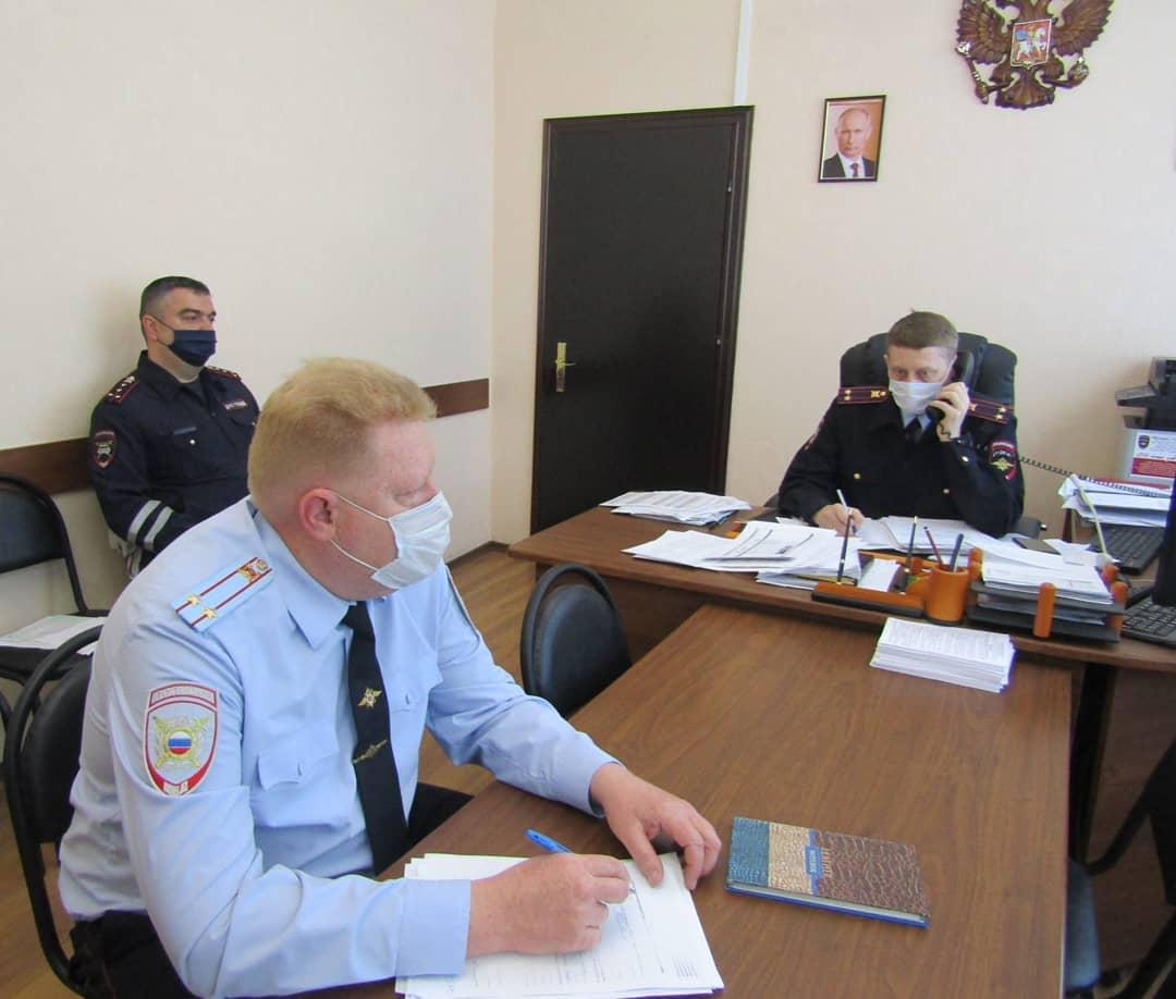 Послезавтра на вопросы петровчан ответит начальник Петровского отдела МВД России