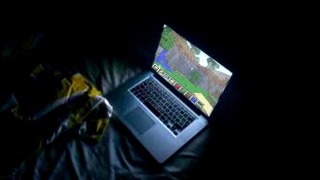 you fell asleep with minecraft open on a cool 2012 mid-summer night
