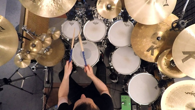 Gavin Harrison White Mist by The Pineapple Thief