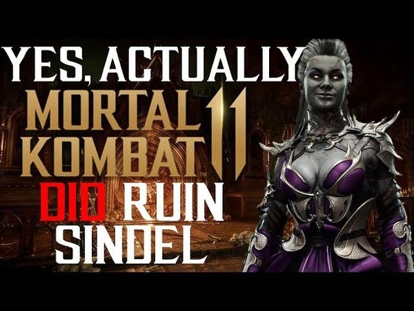Yes Actually Mortal Kombat 11 DID Ruin Sindel