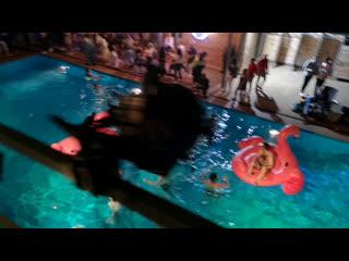 🔥 Пати в бассейне! Noche Latina! Yestoday!🎉