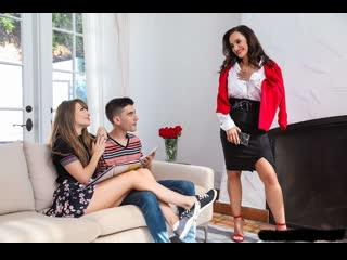 Молодой парнишка трахнул горячих подружек (Lisa Ann,МЖЖ,инцест,milf,минет,секс,анал,мамку,сиськи,PornHub,brazzers,порно,зрелую)