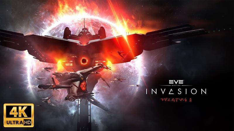 ► EVE ONLINE Cinematic Movie (4K60) INVASION