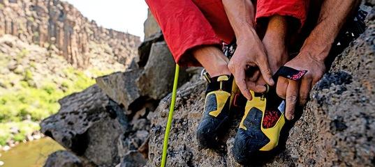 НОВОЕ ПОСТУПЛЕНИЕ: скальные туфли La Sportiva