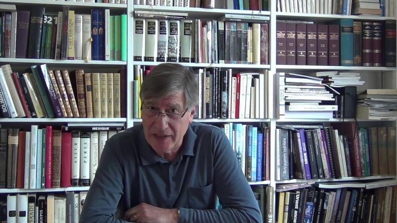 Dominique Charpin О планах ассиролога в период самоизоляции