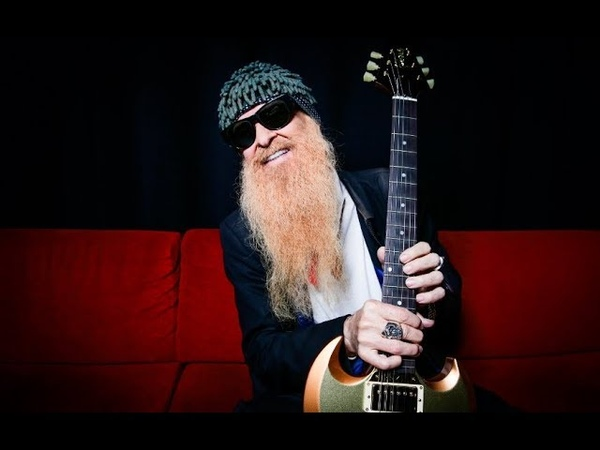 Billy Gibbons ZZ Top The Big Bad Blues 2018