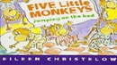 📚 Five Little Monkeys Jumping on the Bed Read Aloud Books For Children Bedtime Stories