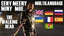 Eeny, meeny, miny, moe Negan Multilanguage The Walking Dead