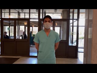 Один день из жизни врачей, которые ведут борьбу с коронавирусом