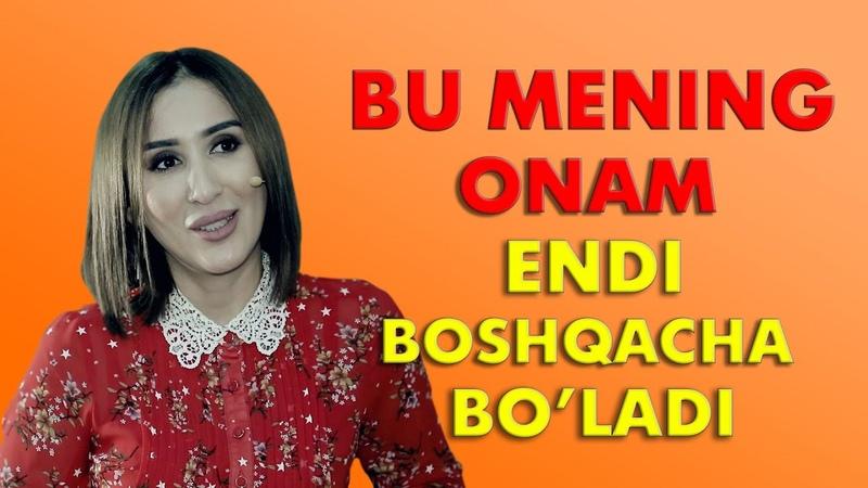BU MENING ONAM ENDI BOSHQACHA BO'LADI SHOIRA MIRSODIQOVA OTASI HAQIDA YIG'LAB GAPIRDI CHOTKI TV