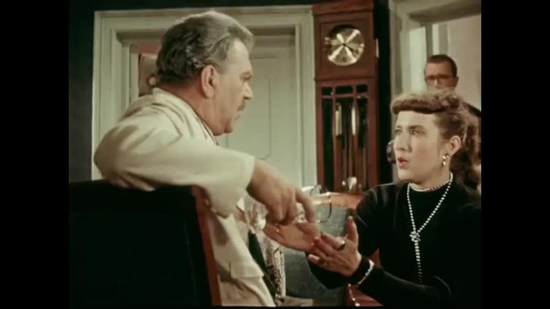 Мещанство в раннем СССР Из к ф Дорогой мой человек 1958
