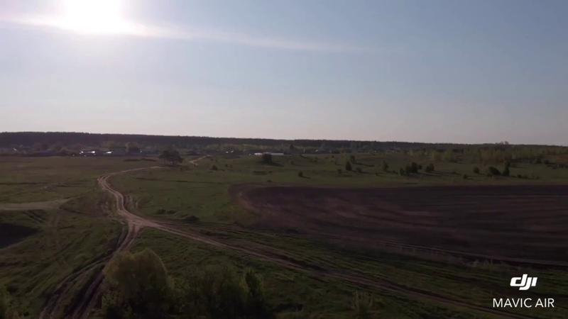 Липецкая Область2020 Анонс полёта над рекой Дон MavicAir
