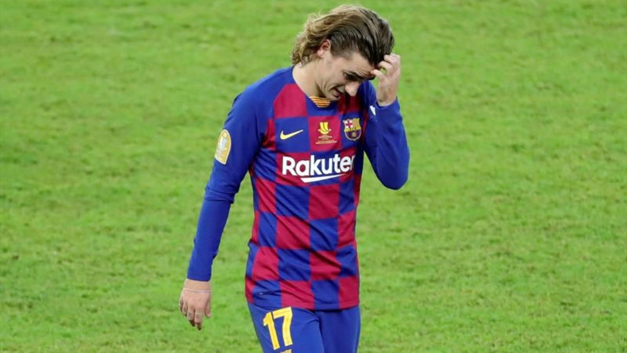 Антуан Гризманн, ФК Барселона