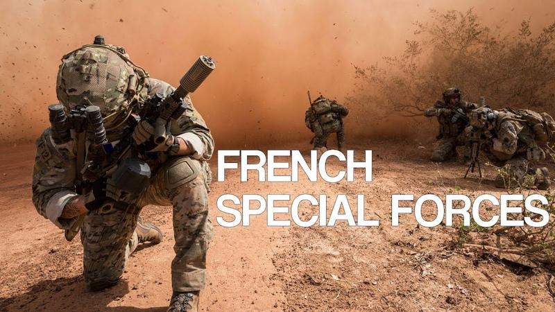 French Special Forces - 1er RPIMa 13e RDP CPA 10 Commandos Marine