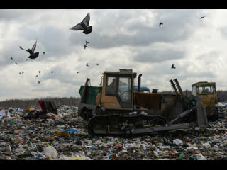 Из-за мусора выросли коммунальные платежи