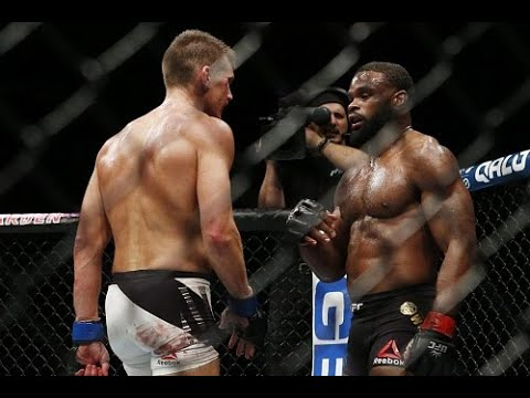VBl 20 Welterweight Tittle Fight Tyron Woodley vs Stephen Thompson