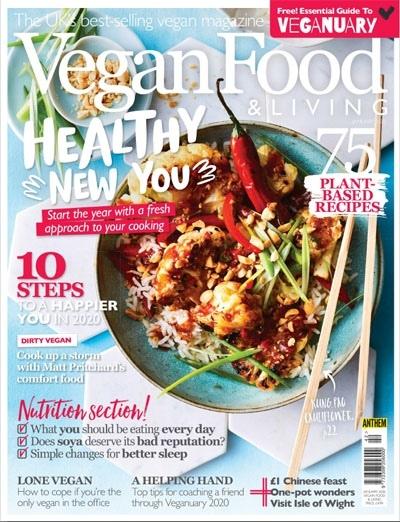 2020-01-01 Vegan Food and Living