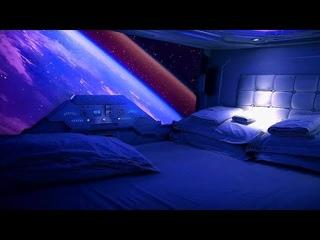 Spaceship Ambience Sounds ASMR Star Wars White Noise Sleep