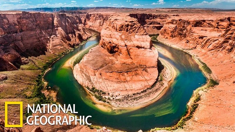 Загадки Гранд Каньона С точки зрения науки National Geographic