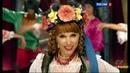 Елена Воробей Казачок. 2007 год, новогодний мюзикл Королевство кривых зеркал.
