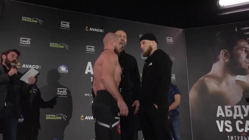 ACA MMA | Absolute Championship Akhmat