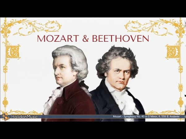 Mozart Beethoven: The Best of Classical Music