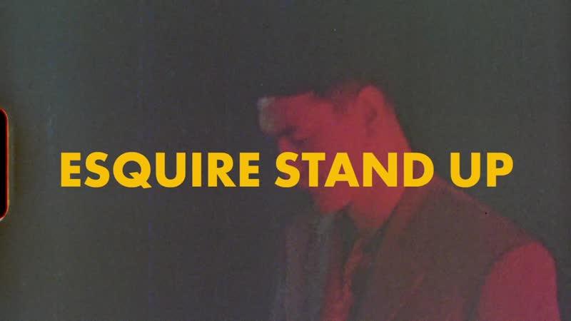 Нурлан Сабуров в проекте Esquire Stand Up