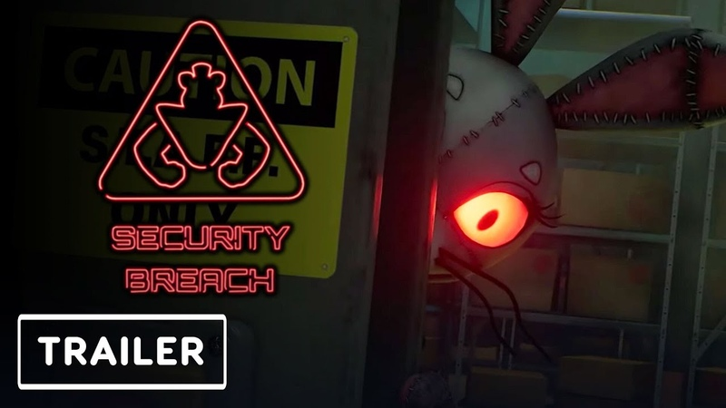 Five Nights at Freddy's Security Breach Trailer State of Play Trailer