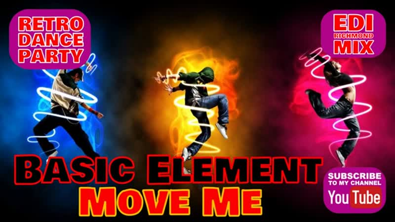 Basic Element Move Me 360 X 640 mp4