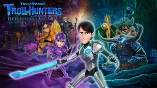 русский Trollhunters Defenders of Arcadia - PS4 /Xbox1 / PC / Switch