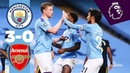 HIGHLIGHTS! MAN CITY 3-0 ARSENAL | Sterling, De Bruyne, Foden
