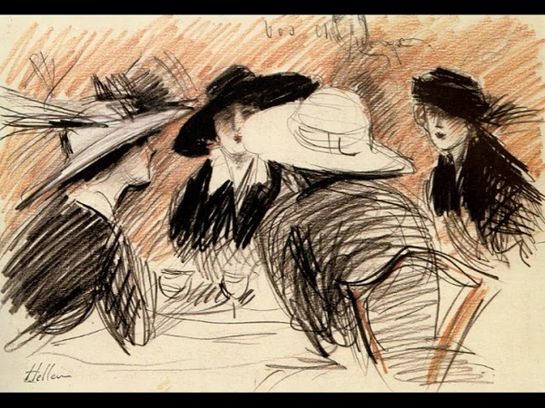 Artworks by Paul Cesar Helleu 1859 1927 vol 2