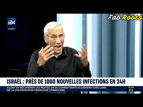 Le professeur Yoram Lass l'épidémie COVID 19 est finie 🔥🔥🔥🔥
