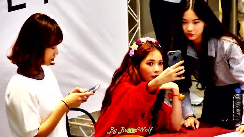 170923 Isa @ Hyuna's fansign