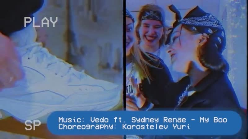 Blastdance My Boo Choreo Korostelev Yuri
