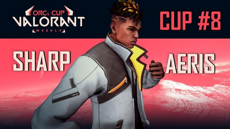 ORCs CUP WEEKLY 8 Highlights SHARP AERIS