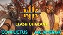 CLASH OF CLANS Conflictus vs MKJavierMK Pro Kompetition EU West Winners Semi Finals