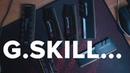 G.SKILL - Г.ОВНО SAMSUMG B-DIE не гонится F4-3200C16D-16GVKB и F4-3200C14D-16GTZKW осторожно!