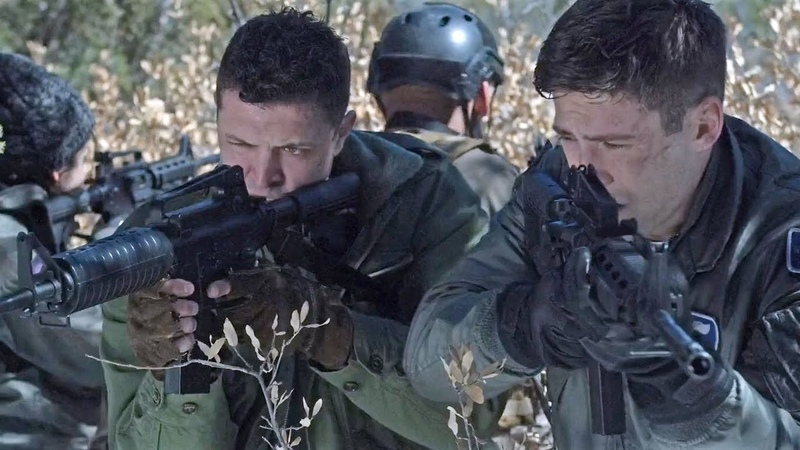 Боевики 2020 прикроют друг друга КОМАНДА @ Зарубежные боевики 2020 новинки HD 1080P