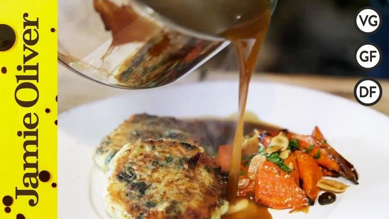 How to Make Vegan Gravy Hugh Fearnley Whittingstall
