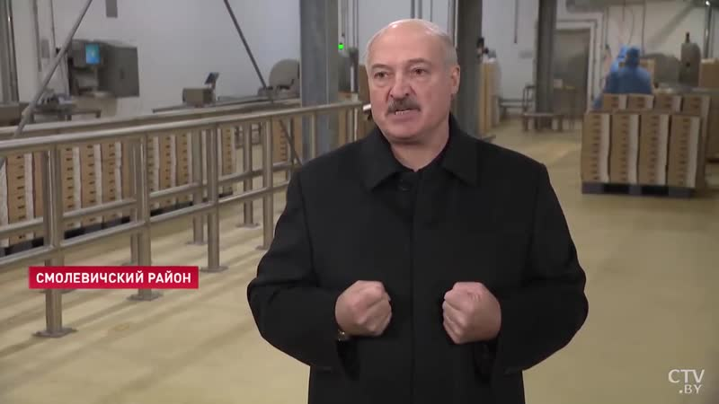 Лукашенко о коронавирусе_ Люди, возьмитесь за голову и успокойтесь! Не надо беси
