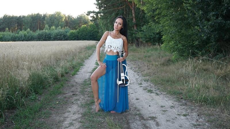 """Margaret - """"Byle Jak"""" (shorter version) violin cover by Agnes Violin HD"""