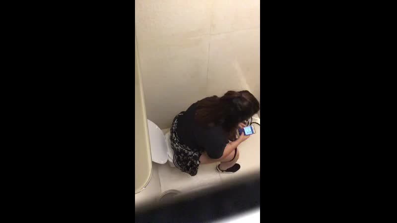 Girl peeing