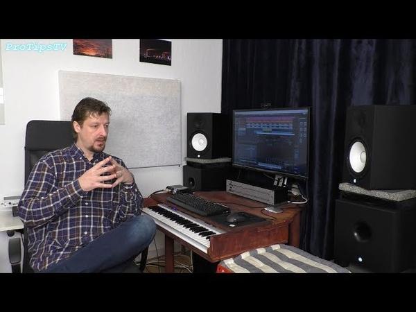 Как не потерять яркость на высоких при акустической обработке