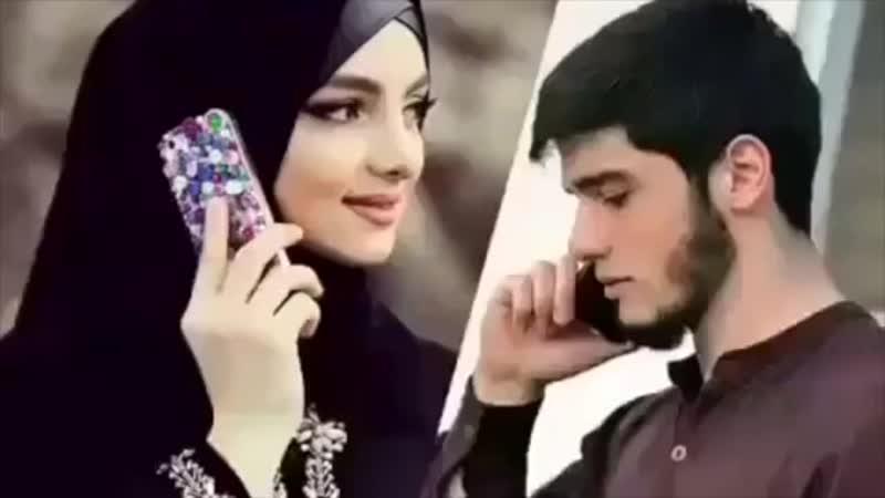MUSLIMA QIZNI TELIFONDA BEGONA YIGIT BILAN SUHBATI hamma korsin Ibratli mp4