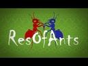 ANTS FARM ONLINE NIGHT-89 x2 МУРАВЬИНАЯ ФЕРМА ОНЛАЙН - НОЧЬ 89 Муравьи Ants Ant Wars 24/7