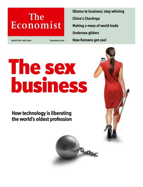 THE ECONOMIST - Audio Edition, August 9th to August 15th - 2014