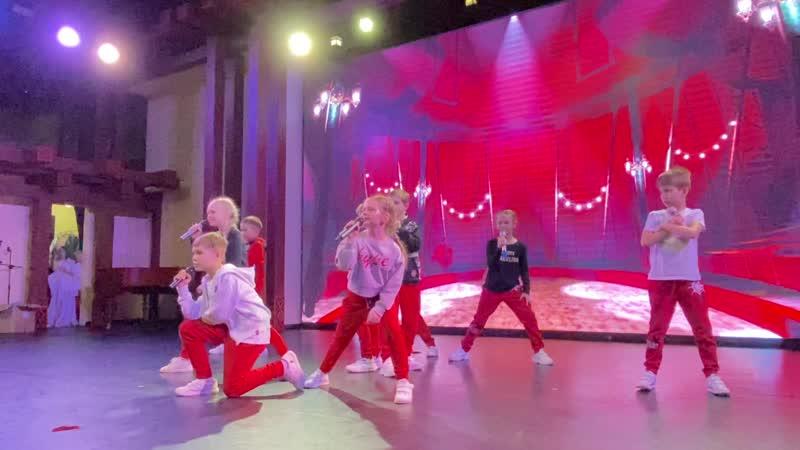 Шоу-группа Piter Kids-Только танец