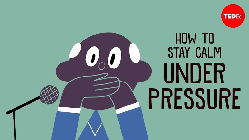 How to stay calm under pressure Noa Kageyama and Pen Pen Chen