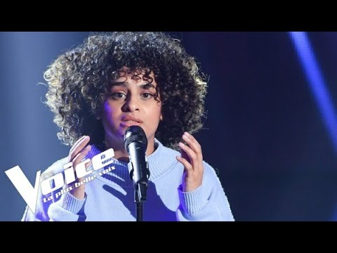 The Voice 2021 Kay chante I love you de Billie Eilish